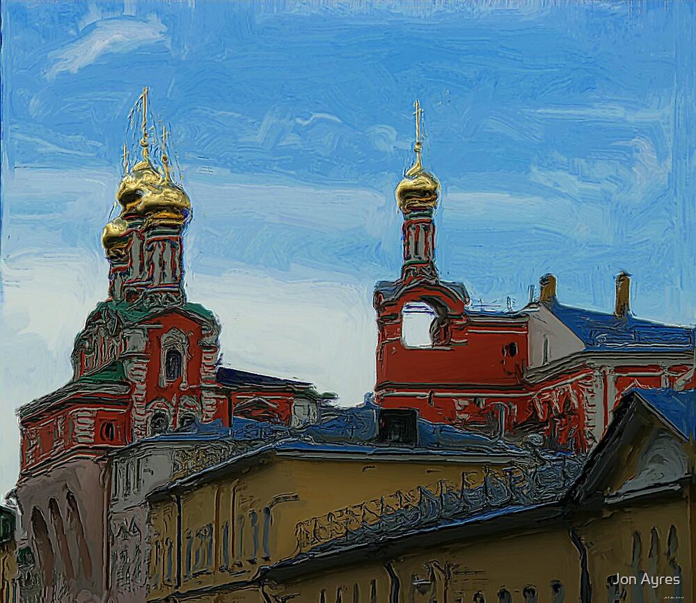 Terem Churches by Jon Ayres