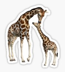 Mommy and Me Sticker