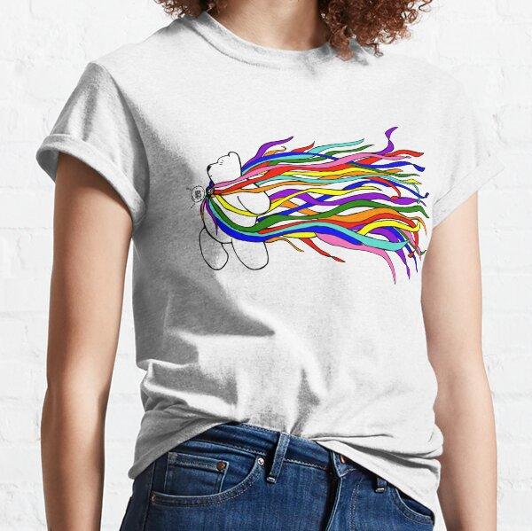 Bear Pride - All the Rainbows Classic T-Shirt