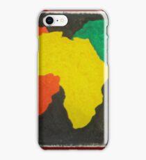 Africana iPhone Case/Skin