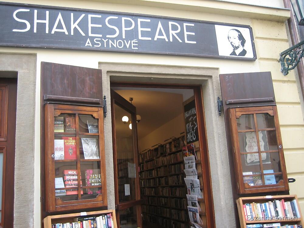 shakespeare in prague by Suzanne German