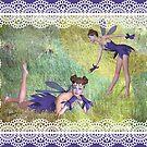 Field of Fairies by Rosalie Scanlon