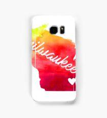 Milwaukee Samsung Galaxy Case/Skin