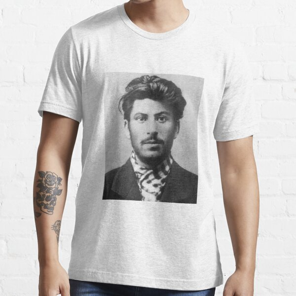 Young Stalin Camiseta esencial