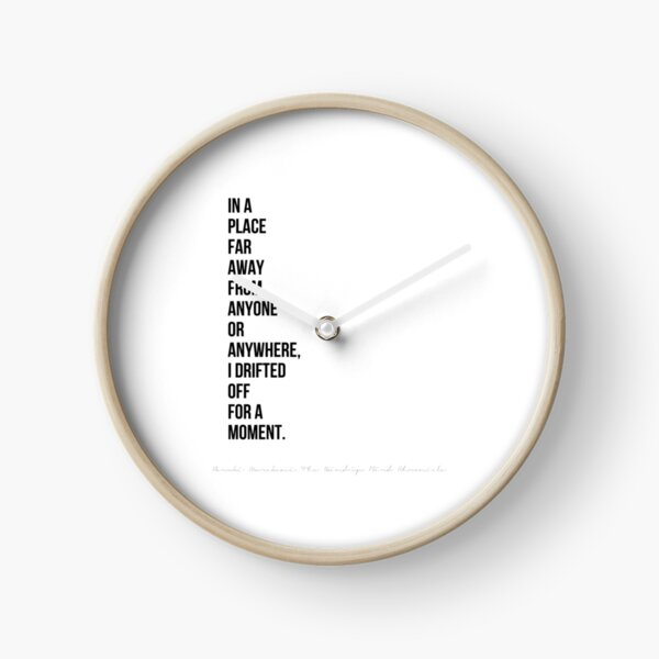 Ave de cuerda Reloj