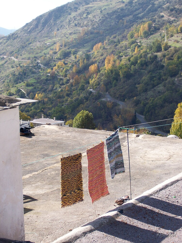 Las Alpujarras, Spain 2006 by KBarker