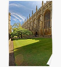 King's Exterior 11 Poster