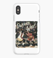 dwyane wade iPhone Case/Skin