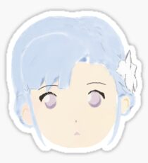 'Lan' Sticker - Rinne no Lagrange  Sticker