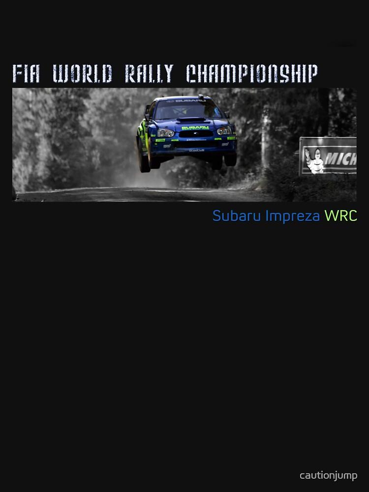Airborne WRC Car | Unisex T-Shirt