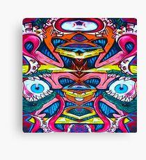 Graffiti-42 Canvas Print