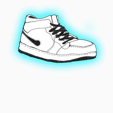 Sneaker by kgittoes