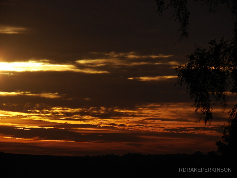 FIRE IN THE SKY by RDRAKEPERKINSON