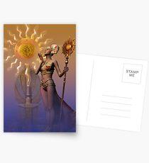 tribal time keeper Postcards