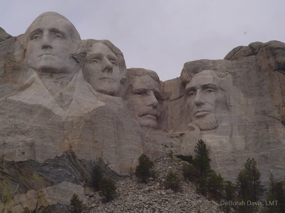 Four Presidents by DeBorah Davis, LMT