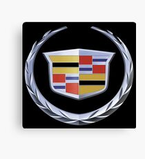 cardilac logo (car) Canvas Print
