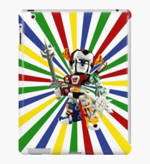 Voltron: Tiny Defender of the Universe iPad Case/Skin
