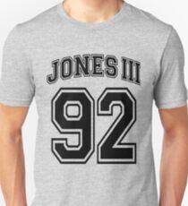 Jones III - 1 Unisex T-Shirt