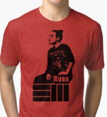 Russ Chilling Tri-blend T-Shirt