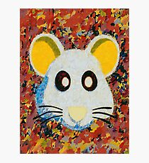 Mouse Photographic Print