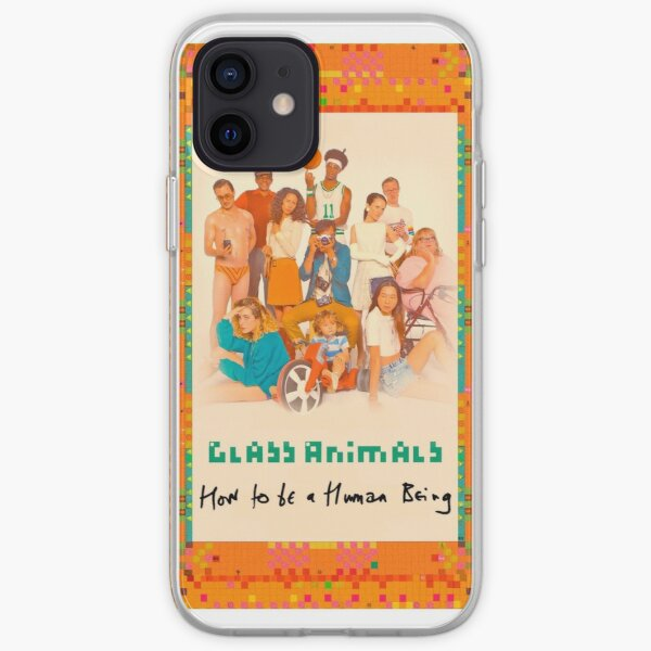 Glass Animals How To Be A Human Being iPhone Soft Case