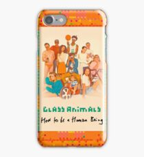 Glass Animals How To Be A Human Being iPhone Case/Skin