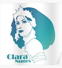 Clara Nunes Poster