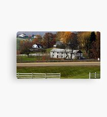 Ohio Farm Canvas Print