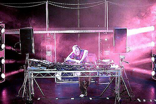 The DJ= God for a night by smiTzy