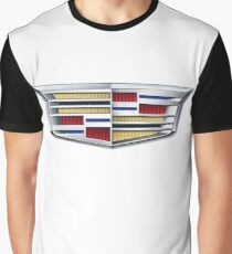 Cadillac logo (car) Graphic T-Shirt