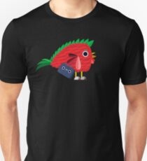 the bussines chicken Unisex T-Shirt