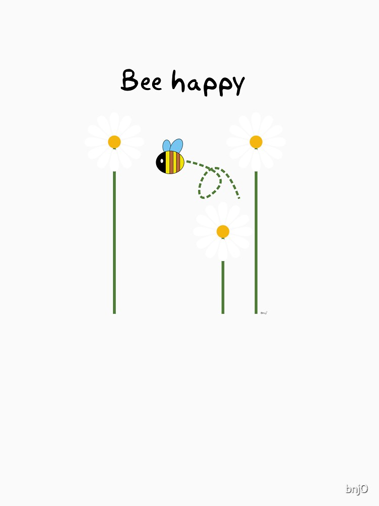 bee happy by bnj0