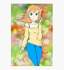 Sora Photographic Print