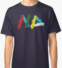 Miata madness - all letters point to the birth of MX5 Model NA! Classic T-Shirt