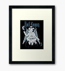 hail sagan Framed Print
