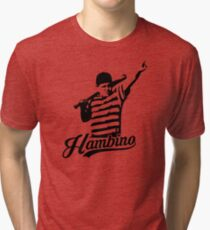 The Great Hambino Tri-blend T-Shirt