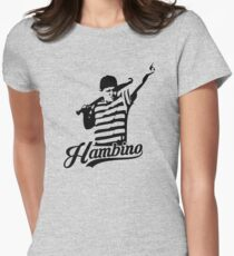 The Great Hambino Womens Fitted T-Shirt