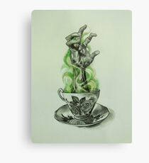 Cup of Joe Metal Print