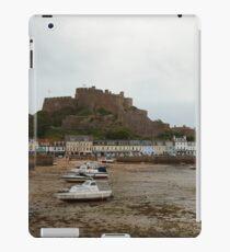 Mont Orgueil Castle, Gorey iPad Case/Skin