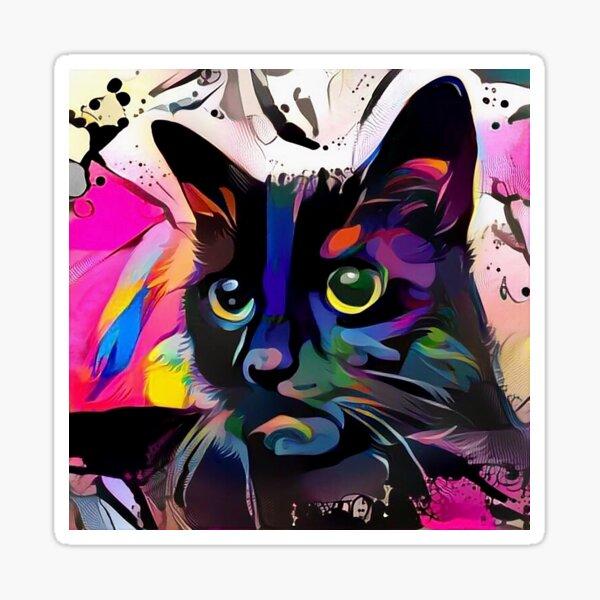 Seriously Thinking About Catnip (Electric Catnip) Sticker