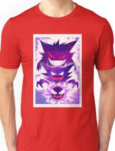Ghost Types 2 Unisex T-Shirt