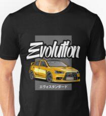Evo Sexy Yellow  T-Shirt