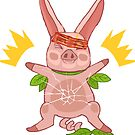 Floating Pig Smashed - MeatPossible by cvisual