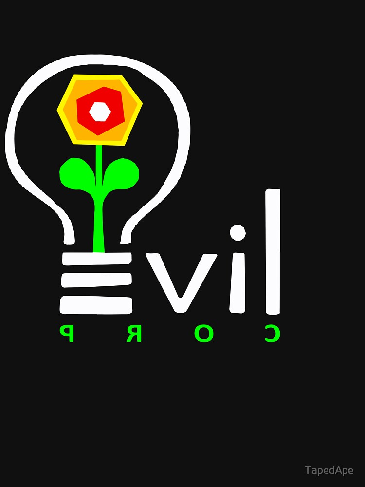 Evil Corp Logo by TapedApe