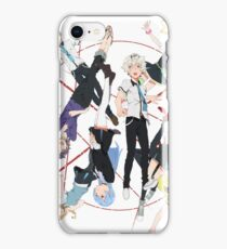 Kiznaiver iPhone Case/Skin