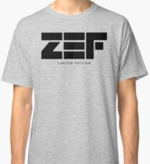 zef limited edition Classic T-Shirt