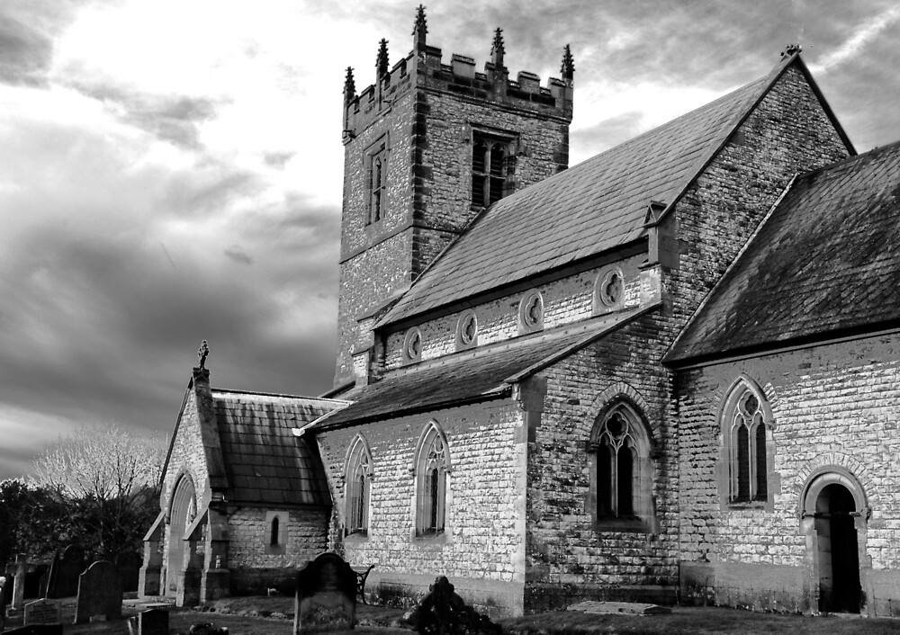 Stonegrave Minster by David Richardson