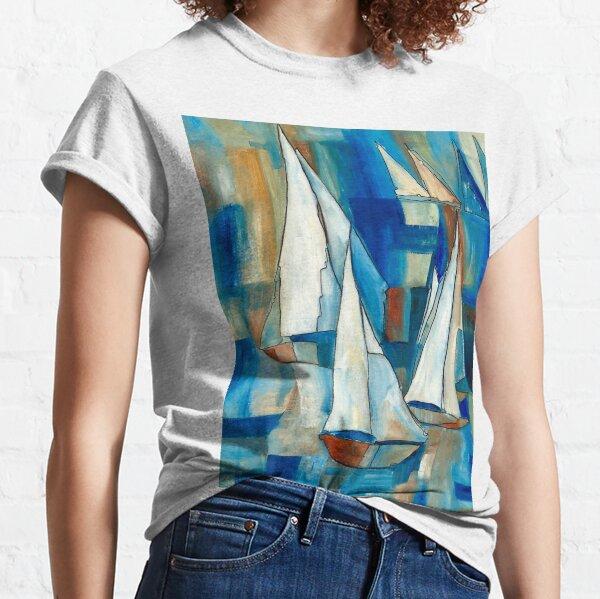 Sailing Boats Classic T-Shirt