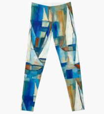 Sailing Boats Leggings