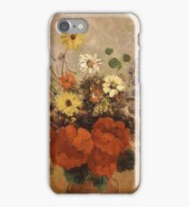 Flowers In A Vase iPhone Case/Skin